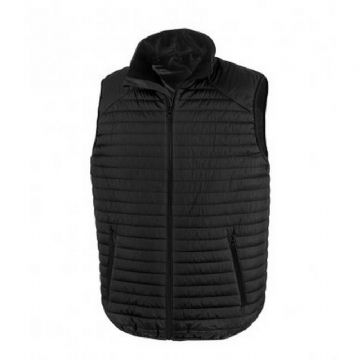 WICK THISTLE FC ADULT GILET WITH LOGO